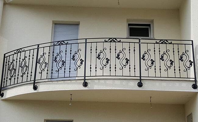Bursa Ferforje Balkon